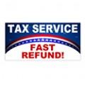 Tax Service Banner Templates