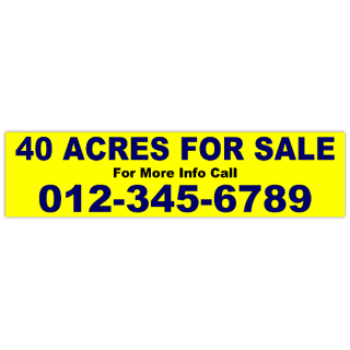 Acres+For+Sale+Banner