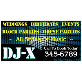 DJ+Music+Banners