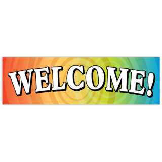 Apartment Welcome Banner Property Management Banners