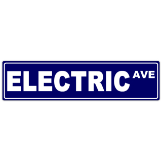 Electric+Ave+Street+Sign