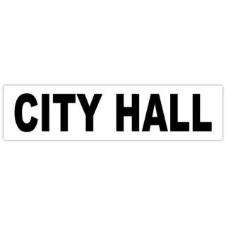 City+Hall+Street+Sign
