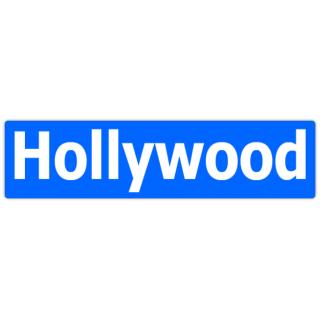 Hollywood+Street+Sign