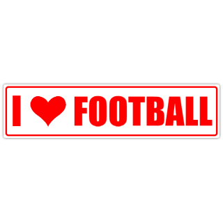 I+Love+Football+Street+Sign