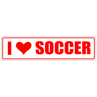 I+Love+Soccer+Street+Sign