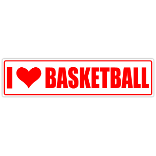 I+Love+Basketball+Street+Sign