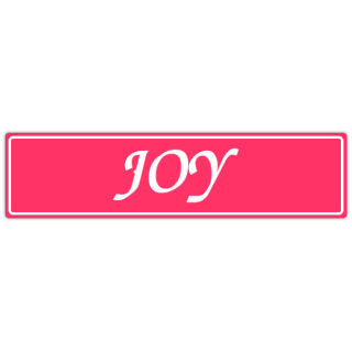 Joy+Street+Sign
