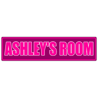 Ashleys+Room+Street+Sign