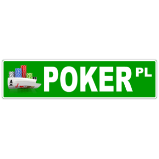 Poker+Place+Street+Sign