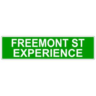 Freemont+Street+Sign
