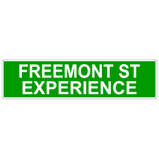 Freemont+Street+Sign
