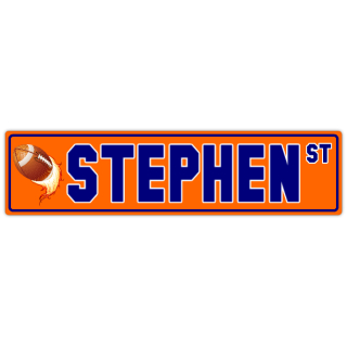 Stephen+Street+Sign