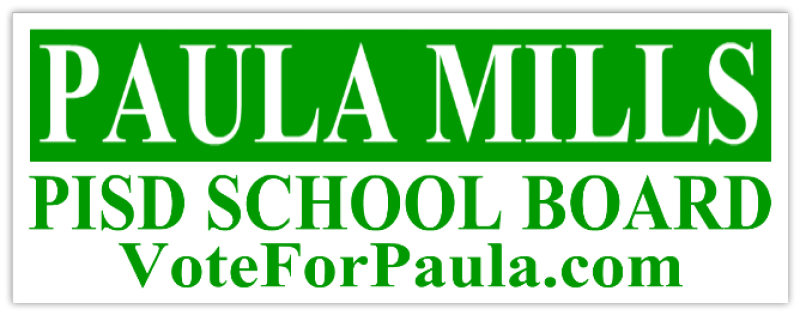 School Board Election Signs Campaign Sign