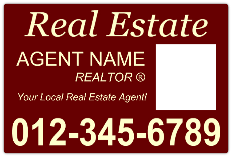 how to search real estate agent by name