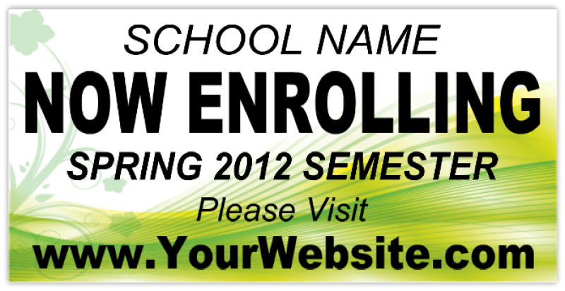 Now Enrolling Banner  School Banners  Cheap Banners. Health Sciences Major Careers. Health Care Marketing Strategies. Schools Similar To University Of Phoenix. Trade Show Booth Rental Las Vegas. Step And Repeat Illustrator Big Pickup Truck. Pentaho Data Integration Arizona Alcohol Rehab. Magento Recommendation Engine. Divorce Attorney Pensacola Fl