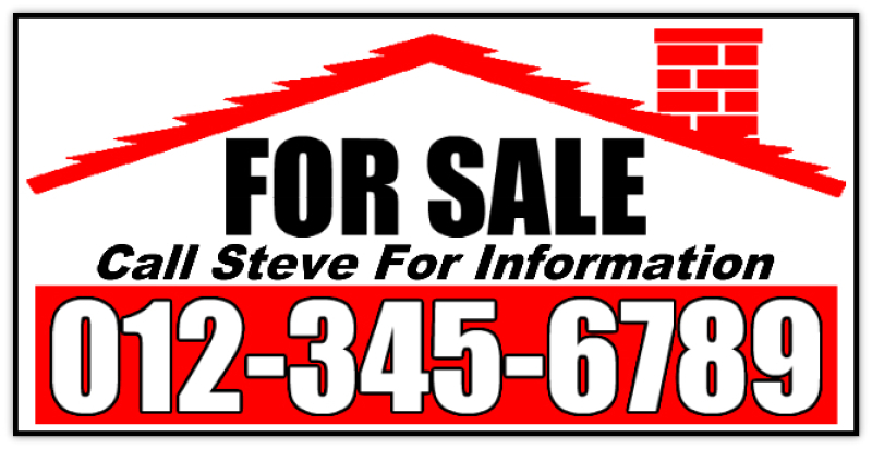 for sale banner real estate banners cheap signs