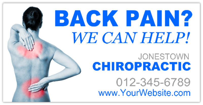 Chiropractic Banner 101 Spa And Fashion Banner Templates