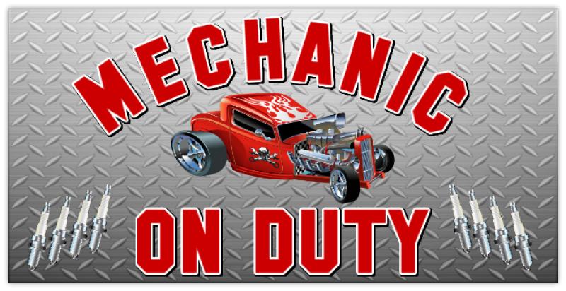 Mechanic Banner 101 Car Service Banner Templates