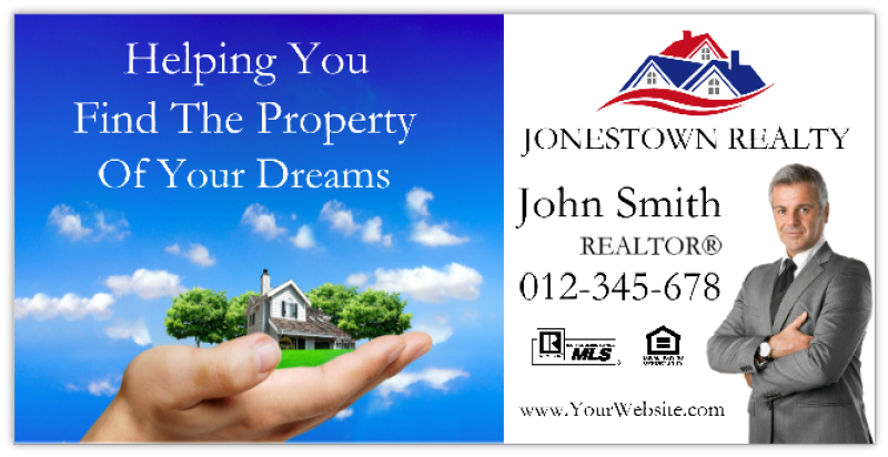 Real Estate Banner 109 Real Estate Banner Realtor