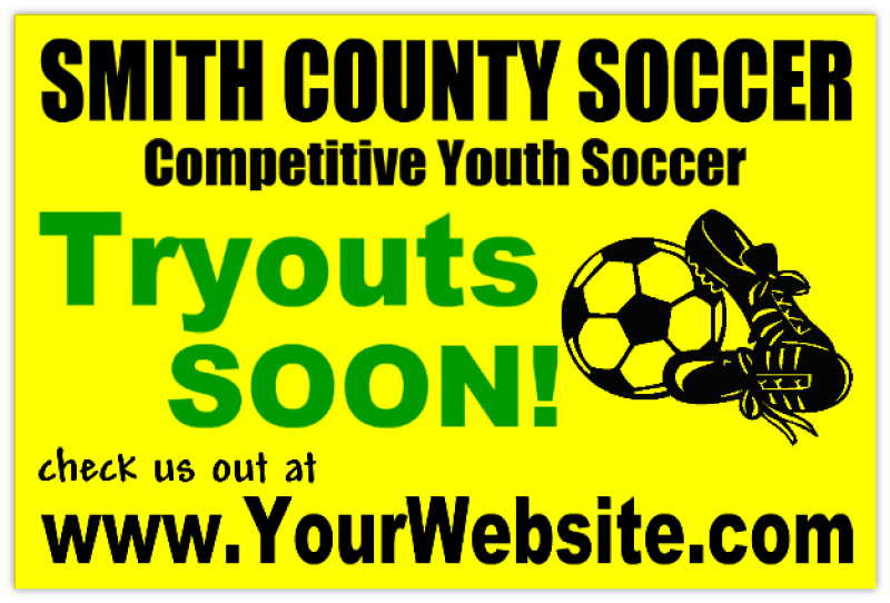 Youth Soccer Tryouts Sign Template. Limb Girdle Signs. Stroke Distribution Signs Of Stroke. Biological Signs. Tonsil Removed Signs. Disease Signs. Obesity Signs. Yin Yang Signs Of Stroke. Cirrocumulus Signs Of Stroke