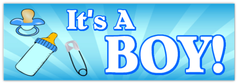 it s a boy banner 3 birthday banner  anniversary banners blank sign clipart free blank road sign clipart