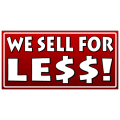 Sell For Less Banner