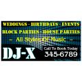 DJ Music Banners