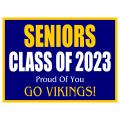 Senior Graduation Sign 101