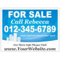 Real Estate Sign 121