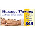 Massage Banner 101