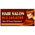 Hair Salon Banner 102