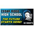 Knights School Banner