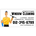Window Cleaning Banner 101