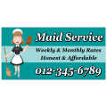 Maid Service Banner 103
