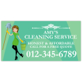Cleaning Service Banner 102