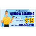 Window Cleaning Banner 104