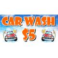 Car Wash Banner 104