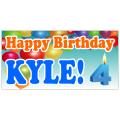 Birthday Banner 114