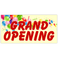 Grand Opening Banner 110