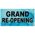 Grand Opening Banner 111
