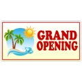 Grand Opening Banner 114