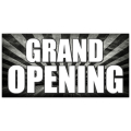 Grand Opening Banner 115
