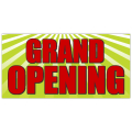 Grand Opening Banner 116