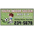 Soccer Signup Banner