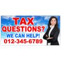 Tax Service Banner 101
