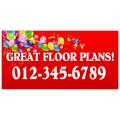 Floor Plans Banner 101