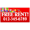 Free Rent Banner 106
