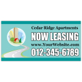 Now Leasing Banner 108