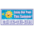 Apartment Pool Banner 102