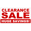 Clearance Sale Banner 01